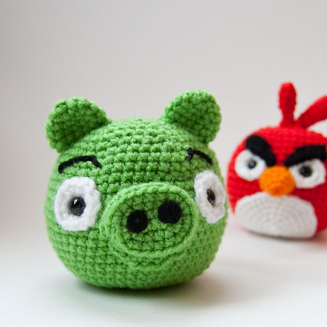 angry-birds-crochet Rovio to Introduce Angry Birds Magic with NFC at WIMA