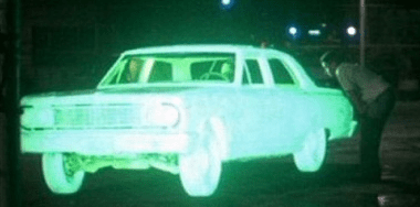 glowingcar Radioactive Cars Shipped from Japan (But Don't Worry About It)