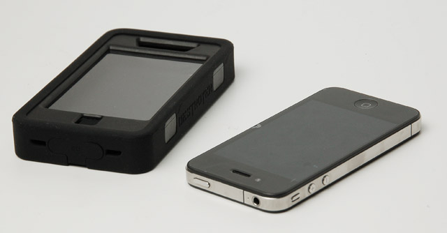 DSC_0103 Leaked: The iPhone 4 brick case