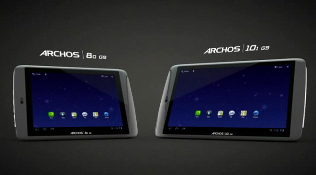 archos-g9-honeycomb Archos G9 Honeycomb tablets get dual-core 1.5GHz cpu, 250GB HDDs, 3G stick