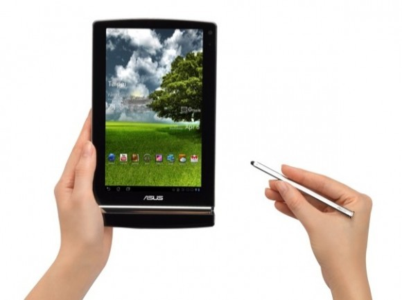 asus-3d-tablet Asus Intros 7 Inch 3D Tablet