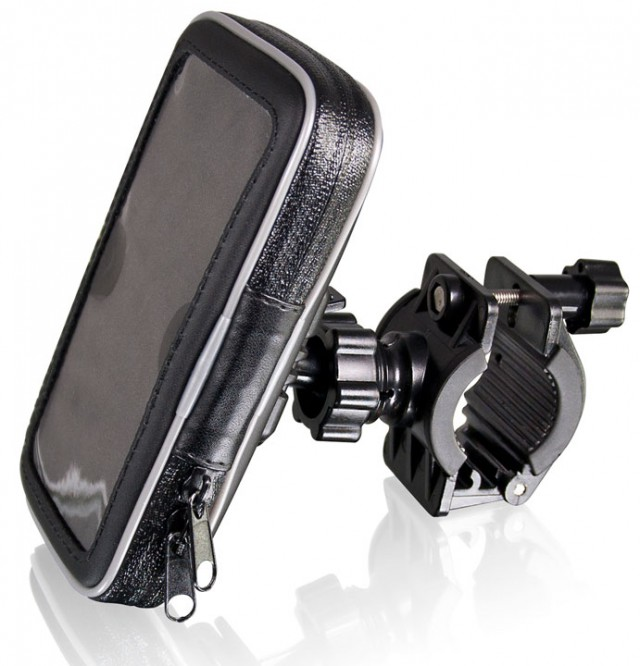 bracketron-1-640x666 Hit the trails with Brackertron all-weather soft case bike mount