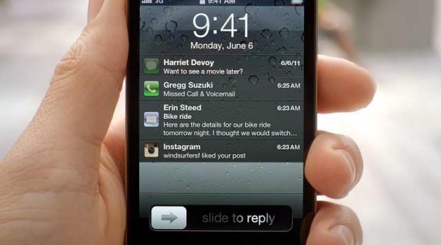 ios5-lockscreen-640x356 iOS 5 Unveiled with 200 New Features, Wi-Fi Sync, Split Keyboard...