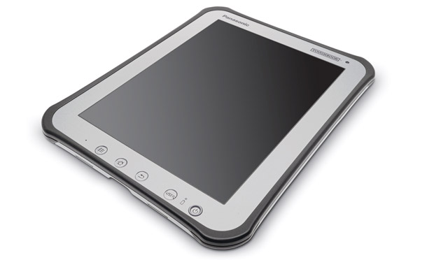 rugged-android-tablet Panasonic reveals first ruggedized Android Toughbook tablet