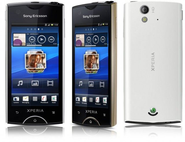 se-ray-640x493 Sony Ericsson adds Xperia ray and Xperia active to Android lineup