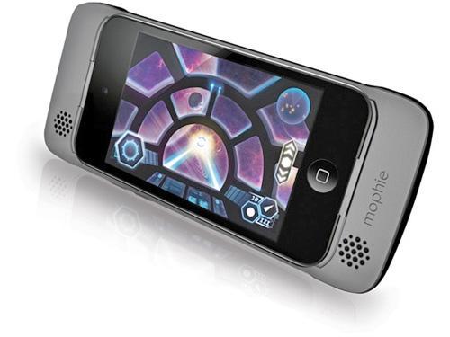 mophie_pulse Pulse Brings Haptic Feedback to iPhone