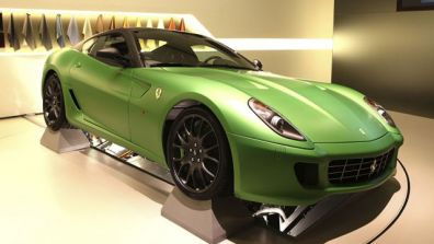 Ferrari599HyKers  Ferrari Prez Vows there will never be an electric Ferrari
