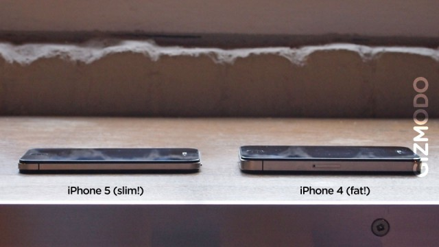 iphone5-vs-iphone4-640x360 The skinny on the iPhone 5 design