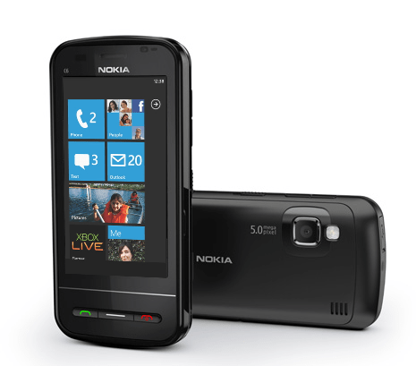 nokia-wp7 Nokia and Polar Mobile to develop 300 media apps for WP7