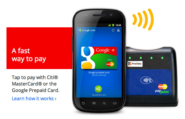 google_wallet Google Wallet smartphone app finally launches on Sprint