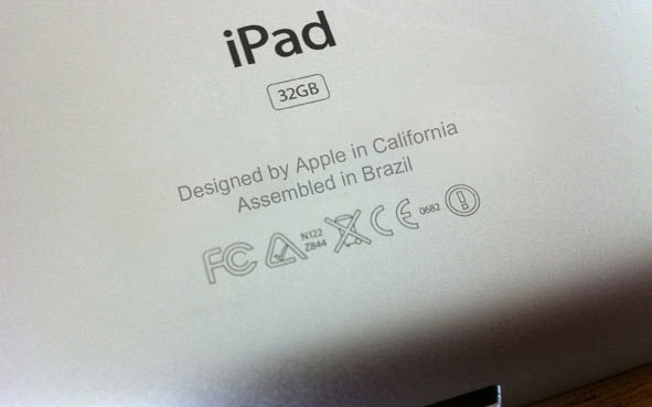 ipad2-in-brazil New factory in Brazil will ship iPads by December