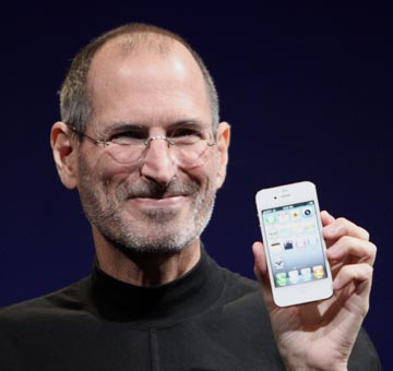 111021-jobs Steve Jobs On Android Lawsuits, Dismantling HP, Obama's Presidency