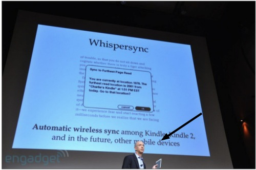 amazon-whispersync Amazon's Whispersync Has a Good Head Start