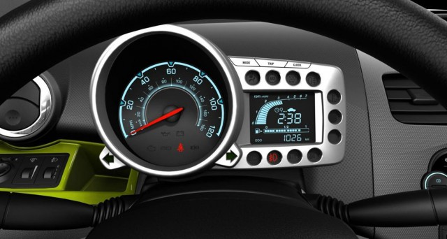 chevy-spark-06-640x342 GM Announces All-Electric Chevy Spark EV for 2013