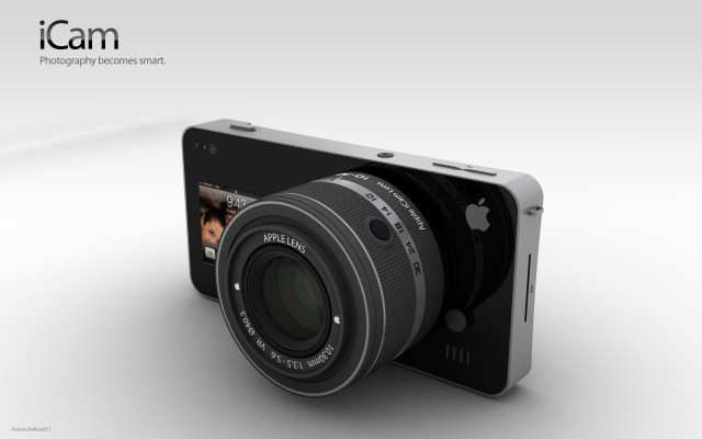 iCam_01-640x400 Concept Device Envisions The Future Of iPhone Photography