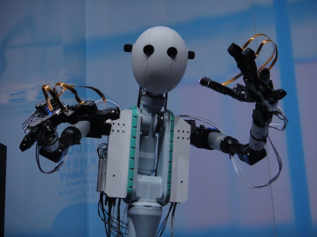 robot-640x480 Surrogates More Than Just A Movie, Thanks To Advances In Robotics?