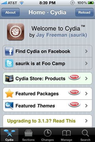 CydiaoniPhone4 Untethered A4 Jailbreak For IOS 5 Released
