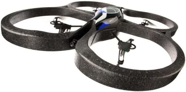 arunit-640x316 Parrot AR Drone Gets Mac Control App