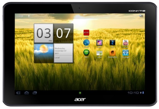 acer-iconia-tab-a200-550x375 Acer Iconia A200 Arrives January 15th, Gets Android 4.0 February