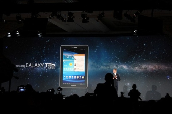 galaxttab7.7 Best Of Samsung From CES 2012 (Video)
