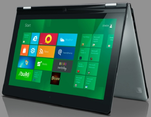 lenovo-yoga Lenovo IdeaPad Yoga: Windows 8 Tablet And Ultrabook In One