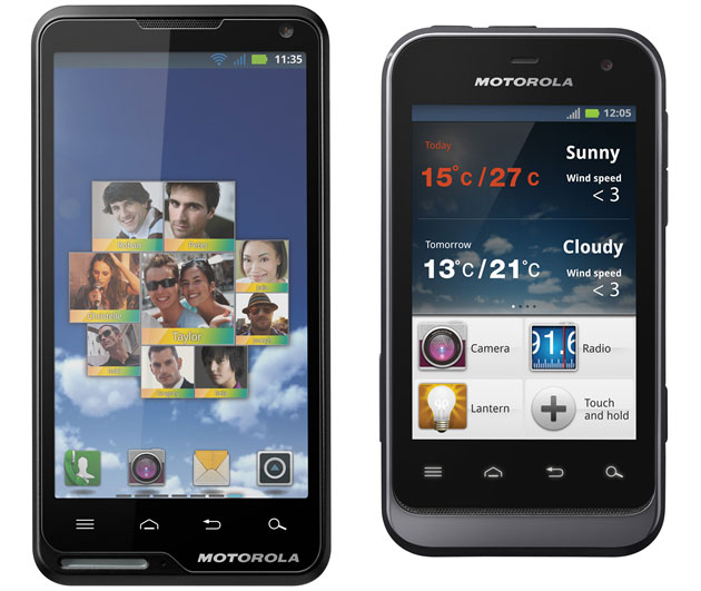 motorola-deluxe-defy-mini Motoluxe and Defy Mini: Two New Budget Motorola Androids