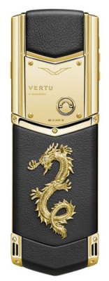 vertudragon 26 Grand Later, The Vertu Dragon Phone