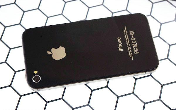 6p Shanzhai iPhone 4S Clone Runs on Android Ice Cream Sandwich