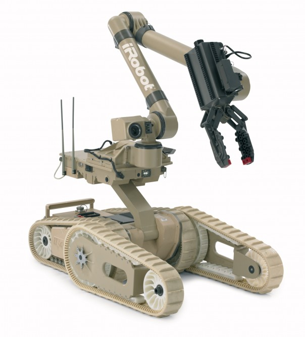 irobot710_warrior-4 iRobot's 710 Warrior To Save The World Johnny 5 Style