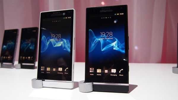 sony-xperia-p MWC 2012: Sony Xperia P And Xperia U Hands-On (Video)