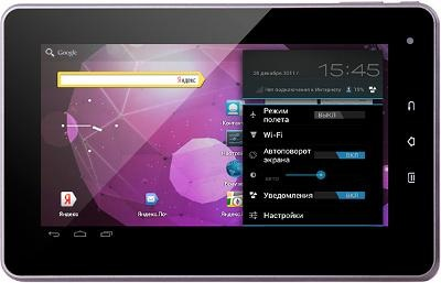 texet Russian teXet TM-7025 Budget Android Tablet Is Just $200