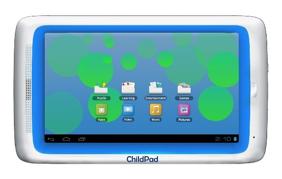 120301-archos Archos Announces $129 Child Pad with Ice Cream Sandwich