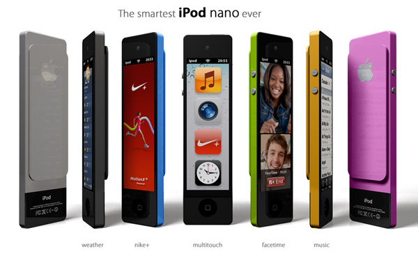 120330-ipod1 iPod Nano Touch Concept Gets Longer and Smarter