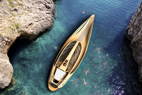 Cronos The 2012 Millennium Yacht Design Award Goes to Allochroous