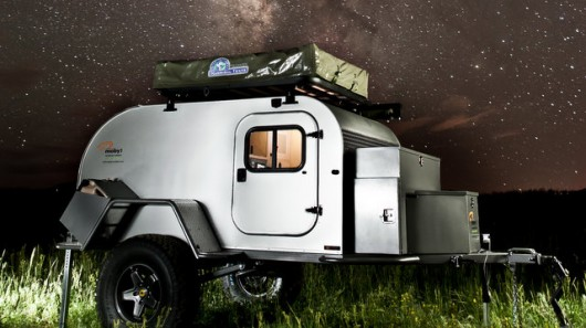 moby1 Take Camping Trailers Off-Road With Moby1