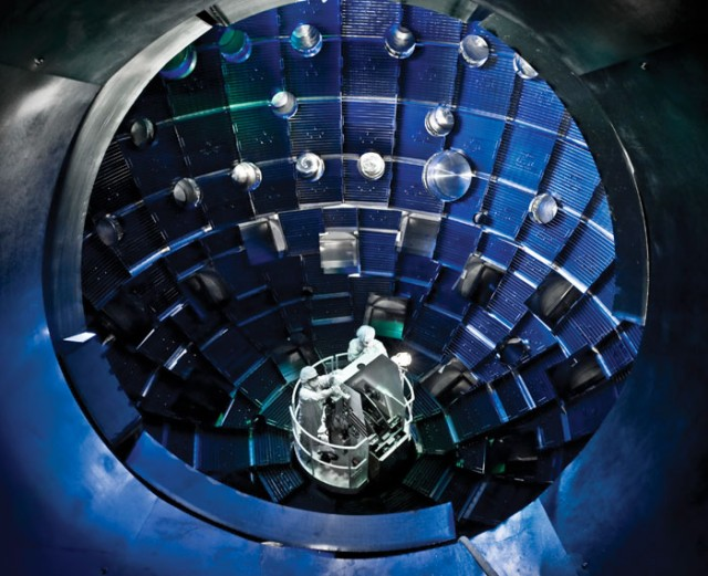 nif-640x521 US Researchers Fire Record-Breaking Laser Which Could 'Fuse' Out Energy Crisis