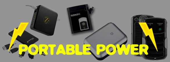 portablepower Battle of the Backup Batteries: Hands-on with Portable Power Chargers