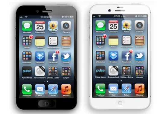 120424-iphone1 iPhone 5 Concept Gets 4-Inch Screen