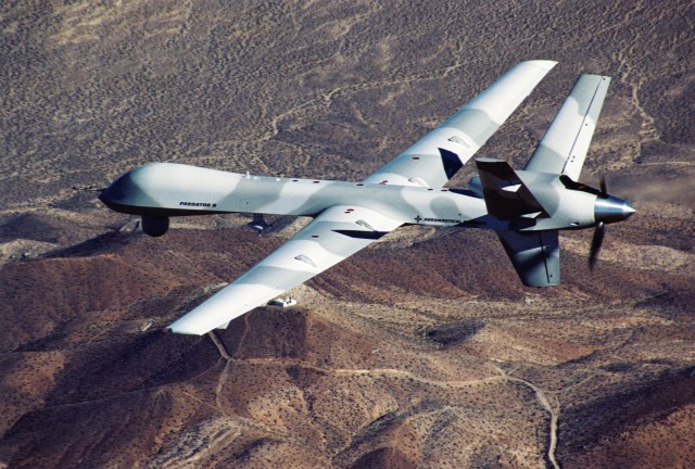 rq-9_predator-640x432 Nuclear-Powered UAV Drones Not Happening Anytime Soon