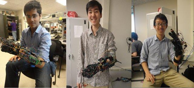 120515-sign Cornell Students Develop Sign Language Translating Glove (Video)