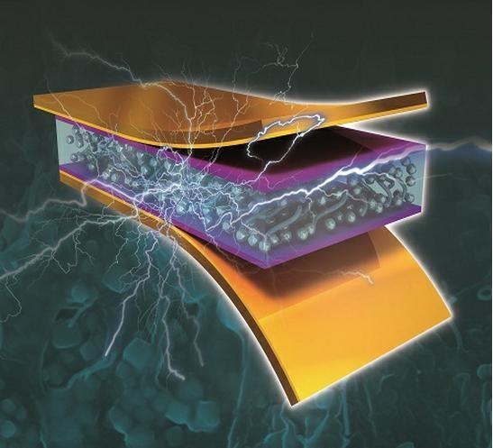 pn2 KAIST's Low Cost Piezoelectric Nanogenerator
