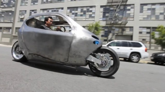 litmotorsprototype-640x357 Lit Motors C-1 Self-Balancing, Fully-Enclosed Motorcycle is Awesome