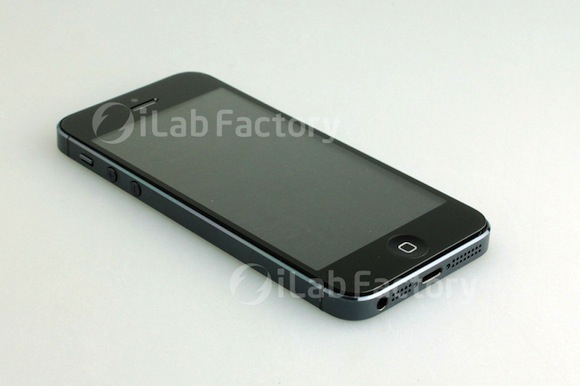 i12 Fully Assembled iPhone 5 Casing Allegedly Unveiled