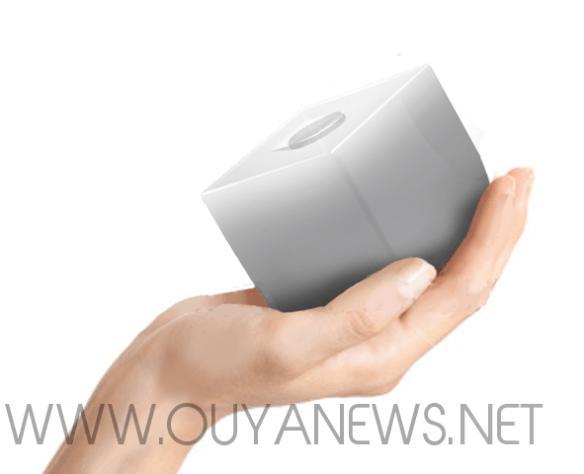 ouya1 Ouya's Unique Console Looks A Lot Like A Futuristic Rubix Cube