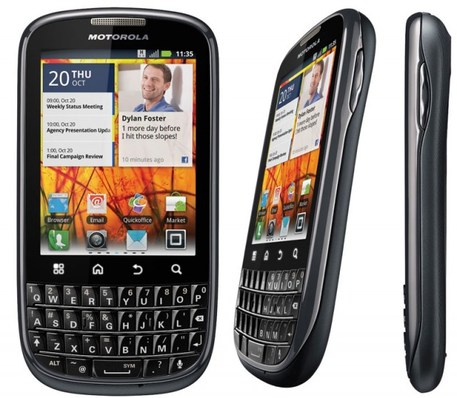 Motorola-MB632-640x557 Daily Deal: Motorola Pro+ MB632 Unlocked Android Smartphone for $200