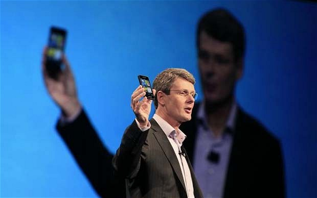 bb10 Straight From The CEO's Mouth: RIM Considering Licensing Out BB10