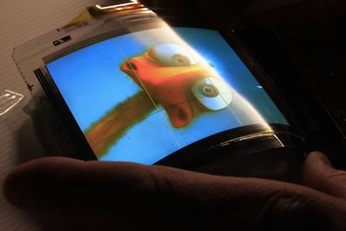flexme Flexible AMOLED Displays are here, and possibly on their way to the Note 2