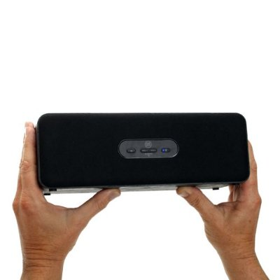 gogroove GOgroove BlueSYNC Bluetooth Speaker on Sale for Half Price