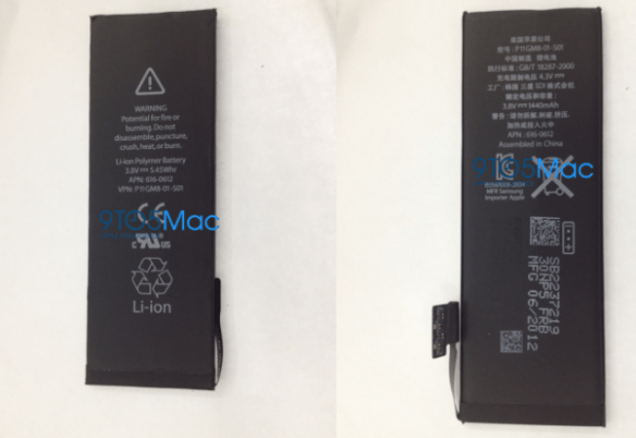 ibattery-640x440 Photos of the New iPhone's Battery Now Hit the Web
