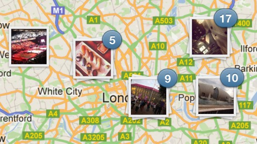 instaupdate Instagram Update Introduces Photo Maps Feature
